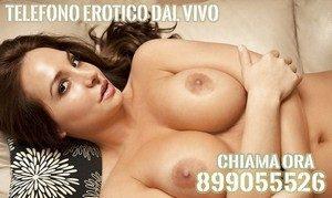 Sesso Al Telefono Erotico 899